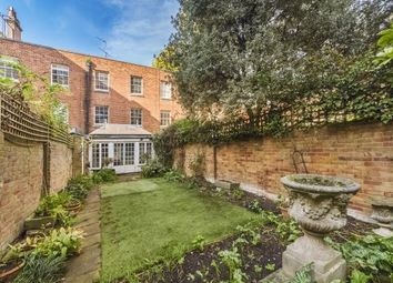 Thumbnail 4 bed terraced house for sale in Cadogan Lane, London
