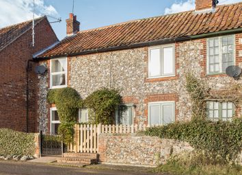 Thumbnail 2 bed terraced house for sale in Chimney Street, Castle Acre, King's Lynn