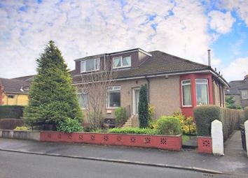 Thumbnail 4 bed semi-detached bungalow for sale in Edward Street, Whitecrook, Clydebank, West Dunbartonshire