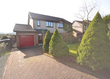 Thumbnail 3 bed semi-detached house for sale in Letham Grange, Cumbernauld
