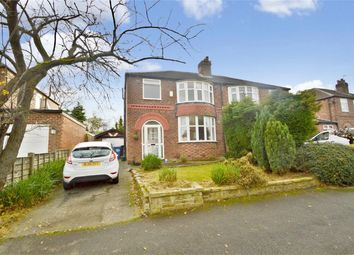 Thumbnail 3 bed semi-detached house for sale in Eastleigh Road, Heald Green, Stockport, Cheshire