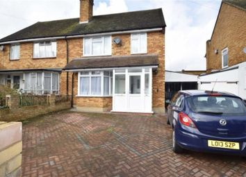 3 bed semi-detached house for sale in Eastlea Avenue, Watford, Herts WD25