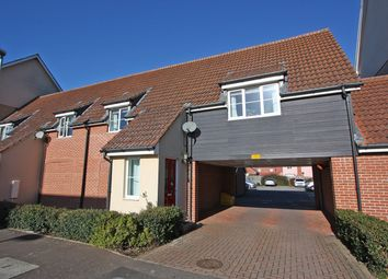 Thumbnail 2 bed maisonette for sale in Summerfields, Sible Hedingham