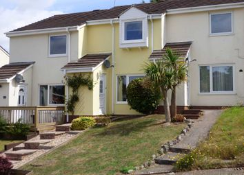 Thumbnail 2 bed terraced house to rent in Redavon Rise, Torquay