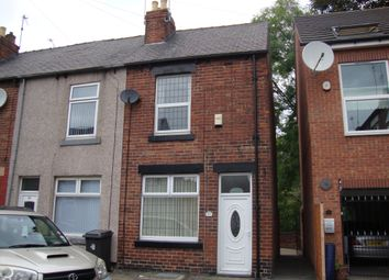 Thumbnail 2 bed end terrace house to rent in Treswell Crescent, Sheffield