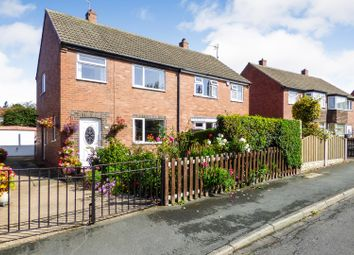 Thumbnail 3 bed semi-detached house for sale in Woodland Crescent, Swillington