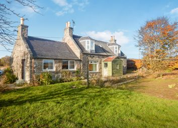 Thumbnail 3 bed detached house for sale in Keig, Alford