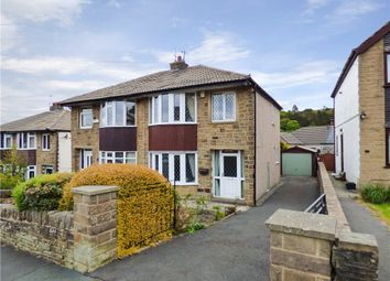 3 bed semi-detached house for sale in Cross Lane, Oxenhope, Keighley, West Yorkshire BD22