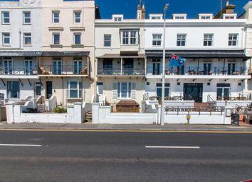 Thumbnail 1 bed flat for sale in The Esplanade, Sandgate, Folkestone