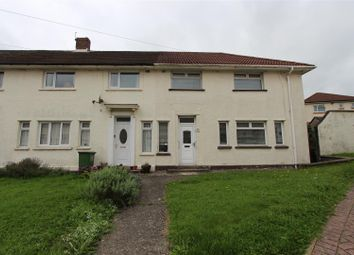 Thumbnail 3 bed end terrace house for sale in Heol Fach, Nantgarw, Cardiff