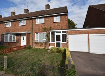 3 bed end terrace house for sale in Louvain Way, Watford WD25