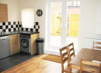 Thumbnail 4 bed property to rent in Ruskin Avenue, Rusholme, Manchester