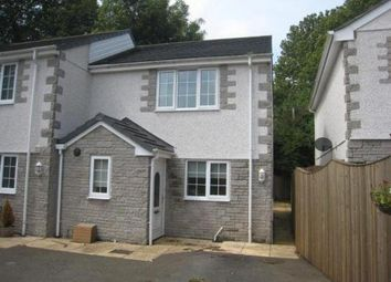 Thumbnail 2 bed end terrace house for sale in Gas Lane, Liskeard