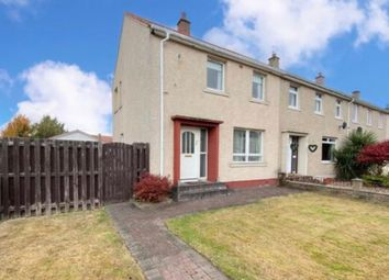 Thumbnail 2 bed end terrace house for sale in Haugh Street, Falkirk