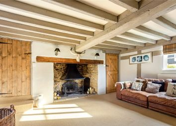 Thumbnail 4 bedroom detached house for sale in Main Street, East Hanney, Wantage