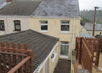 Thumbnail 3 bed property to rent in Dafalog Terrace, Phillipstown, New Tredegar