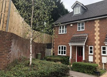 Thumbnail 4 bed end terrace house to rent in Walden Croft, Simpson Village, Milton Keynes