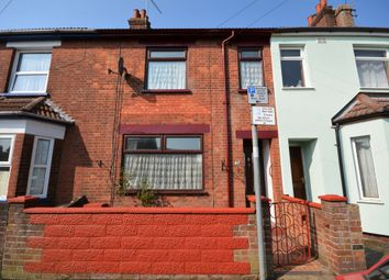 Thumbnail 3 bed terraced house for sale in Water Lane, Lowestoft