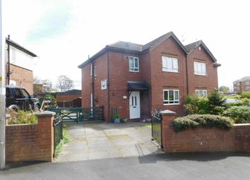 Thumbnail 3 bed property for sale in Ruskin Grove, Bredbury, Stockport