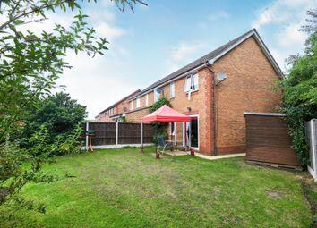 Thumbnail 3 bed end terrace house for sale in Mountfield Way, Boulton Moor, Derby