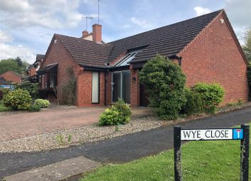 Thumbnail 3 bed detached bungalow to rent in Wye Close, Droitwich
