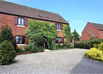 Thumbnail 4 bed semi-detached house for sale in Willow Lane, Fillongley
