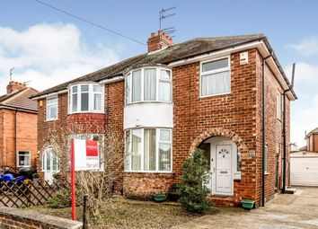 3 bed semi-detached house for sale in Rawcliffe Drive, York, North Yorkshire, England YO30