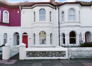 Thumbnail 3 bed terraced house for sale in Queen Street, Worthing, West Sussex BN147Bl