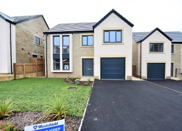 Thumbnail 4 bed detached house for sale in The View, Dinting Road, Glossop