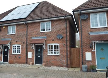 Thumbnail 2 bed terraced house for sale in Patterson Court, Wooburn Green, High Wycombe