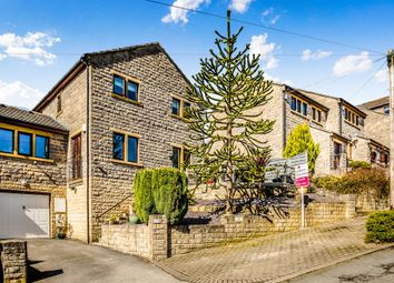 Thumbnail 2 bed semi-detached house for sale in Scarhouse Lane, Golcar, Huddersfield