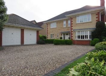 Thumbnail 4 bed detached house for sale in Wygate Meadows, Spalding