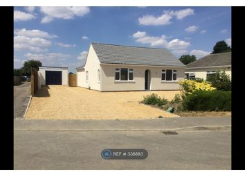 Thumbnail 3 bed bungalow to rent in Weasenham Lane, Wisbech
