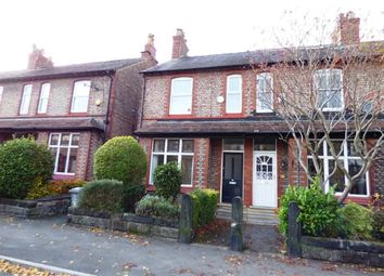 Thumbnail 3 bed terraced house to rent in Hawthorn Road, Hale, Altrincham