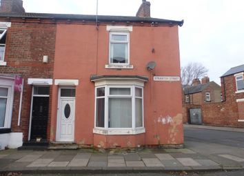 Thumbnail 2 bed end terrace house for sale in Stranton Street, Thornaby, Stockton-On-Tees