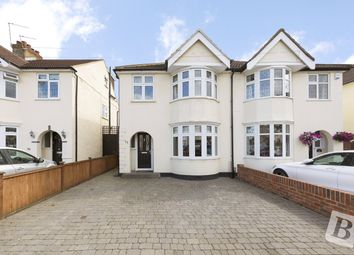 Thumbnail 3 bed semi-detached house for sale in Kenilworth Gardens, Hornchurch
