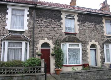Thumbnail 3 bedroom terraced house for sale in Alfred Street, Weston-Super-Mare
