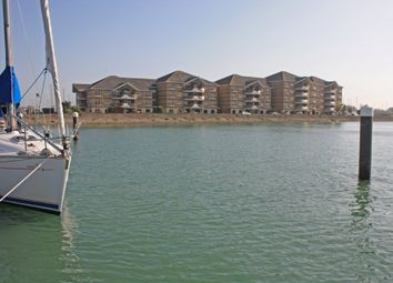 Thumbnail 2 bedroom flat for sale in Victory House, Port Solent, Portsmouth