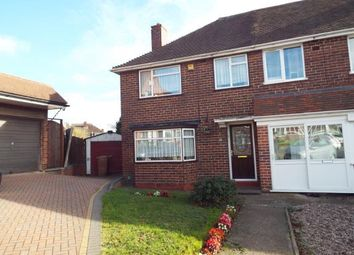 Thumbnail 3 bed semi-detached house for sale in Eastlake Close, Birmingham, West Midlands