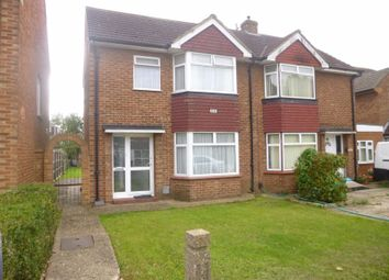 Thumbnail 3 bed semi-detached house for sale in Hudson Road, Harlington, Hayes