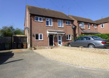 Thumbnail 2 bedroom semi-detached house for sale in Charles Close, Long Buckby, Northampton