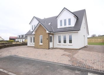 Thumbnail 5 bed detached house for sale in Greenhill Road, Cleland, Motherwell