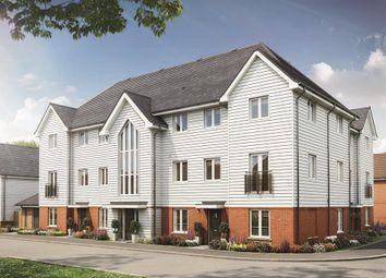 "Thumbnail 2 bed flat for sale in ""Baldock House - Plot 5"" at Baldock Road, Canterbury"