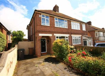 Thumbnail 3 bed semi-detached house for sale in Ghyllside Drive, Hastings, East Sussex