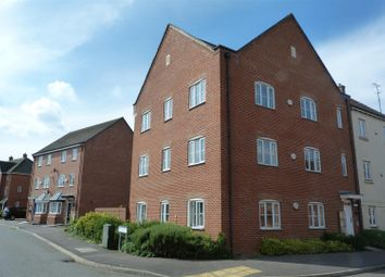 Thumbnail 2 bed flat for sale in Waterfields, Retford