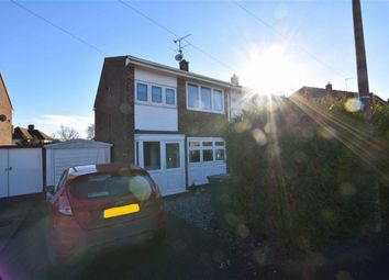 Thumbnail 3 bed semi-detached house for sale in Spindles, Tilbury, Essex