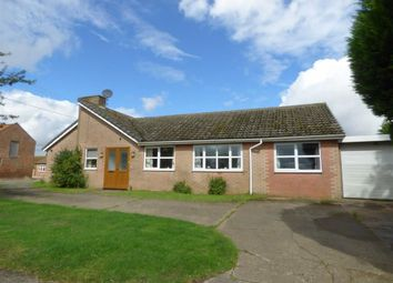 Thumbnail 4 bed bungalow for sale in Blyton Road, Laughton, Gainsborough