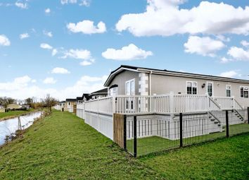 Thumbnail 2 bed detached bungalow for sale in Waters, Yarwell Mill, Yarwell, Peterborough