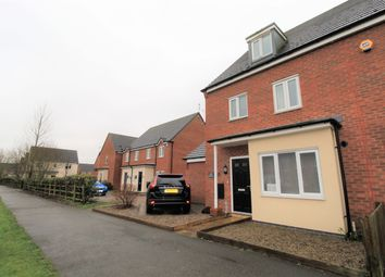 4 bed end terrace house for sale in St Thomas Way, Rugeley WS15