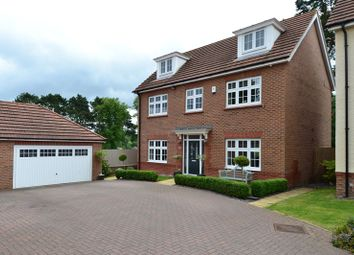 Thumbnail 5 bed detached house for sale in Barnard Close, Rubery, Birmingham